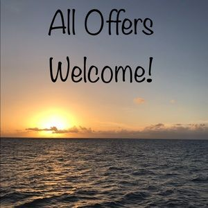 💖All Offers Welcome!💖